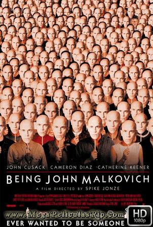 ¿Quieres Ser John Malkovich? [1080p] [Latino-Ingles] [MEGA]