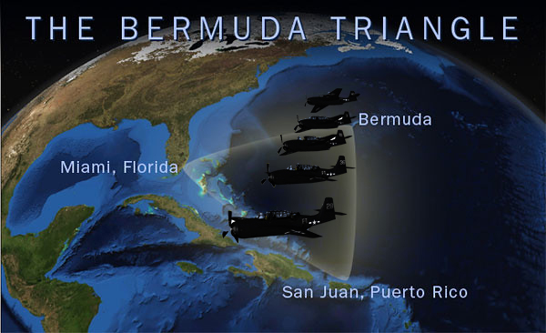 Bermuda Triangle: The Mysterious Disappearance Of Flight 19
