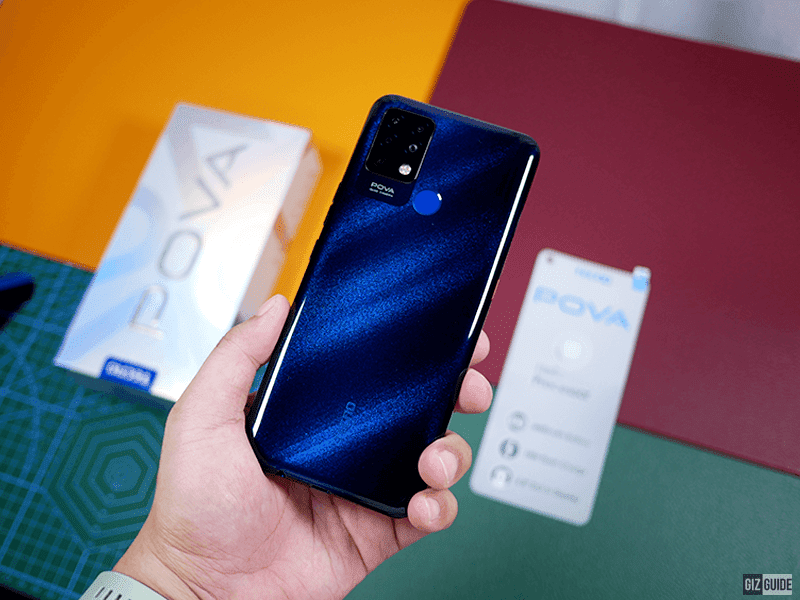 TECNO POVA with Helio G80 inside  launched in the Philippines, priced at just PHP 6,999!