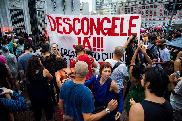 Seminário descentraliza discussão sobre cultura e política na cidade de São Paulo