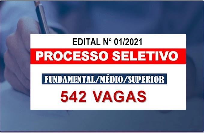 Aberto Processo Seletivo em SP com mais de 540 vagas e salários de R$ 1.872,17 a R$ 4.320,00. Saiba Mais