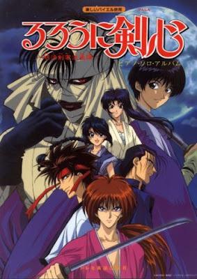Download Samurai X – Rurouni Kenshin: Meiji Kenkaku Romantan + OVA Subtitle Indonesia Batch Episode 1-95
