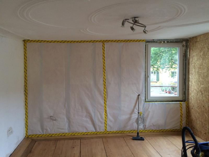 uns hus ein bericht ber die renovierung eines bauernhofes aus dem jahr 1800 das kinderzimmer. Black Bedroom Furniture Sets. Home Design Ideas