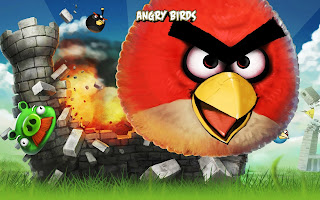 Wallpapers de Angry Birds para tu pc