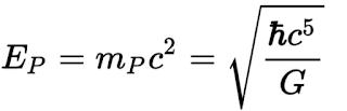 Energia de Planck