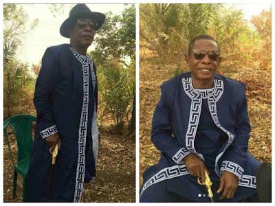 Pray for me, 'Osuofia' Says As He Celebrates 63rd Birthday