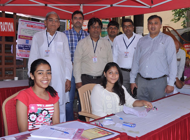 Marwari Yuva Manch Organizes Cancer Detection Camp in Bengaluru