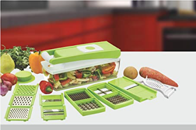 Ganesh Multipurpose Vegetable and Fruit Chopper, Cutter, Grater Slicer to Make Kitchen Operations Easier