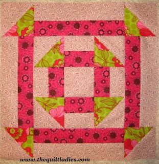 Double Churn Dash Quilt Pattern Tutorial