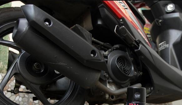 Asal Bunyi Tek Saat Motor Selesai Digunakan