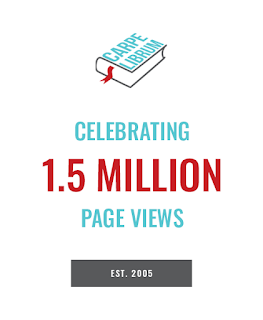 Carpe Librum celebrates 1.5 million page views
