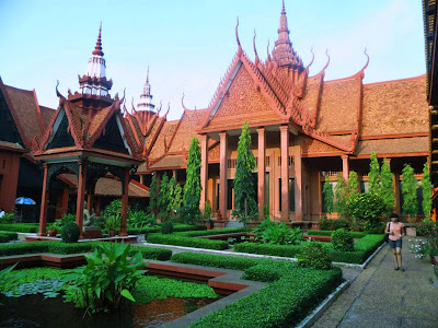 National Museum of Cambodia in Phnom Penh