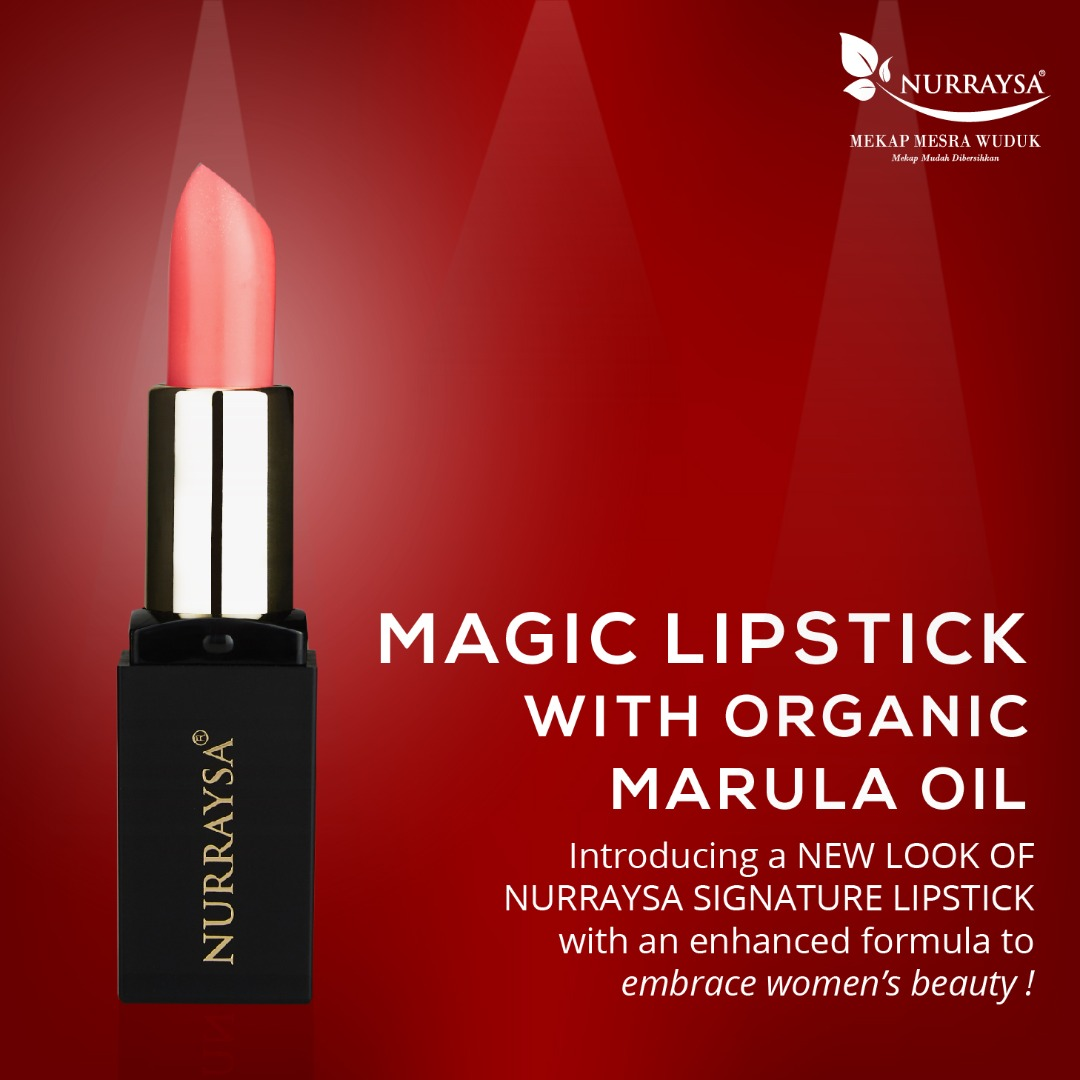 Magic Lipstick Wt Marula Oil