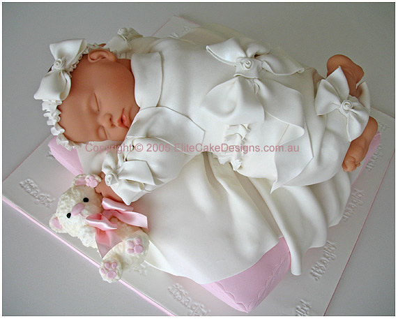 Image Result For Baptism Cake Decorations