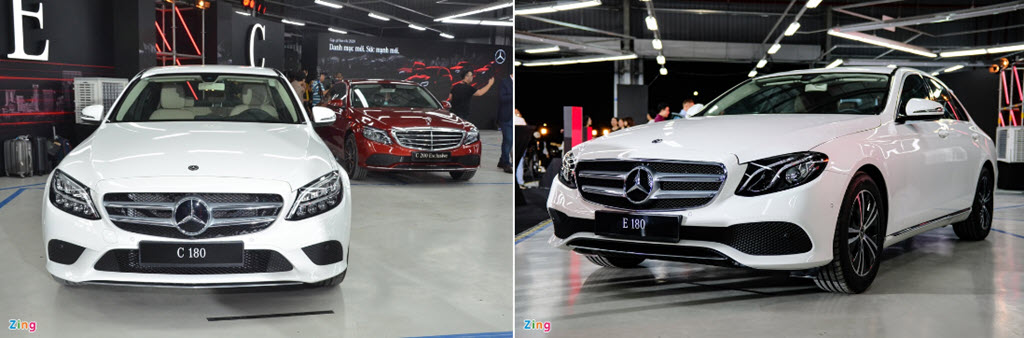 Mercedes-Benz đánh đổi bản sắc để bán chạy tại Việt Nam