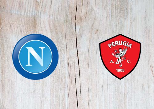 Napoli Vs Perugia Highlights 14 January 2020 Football