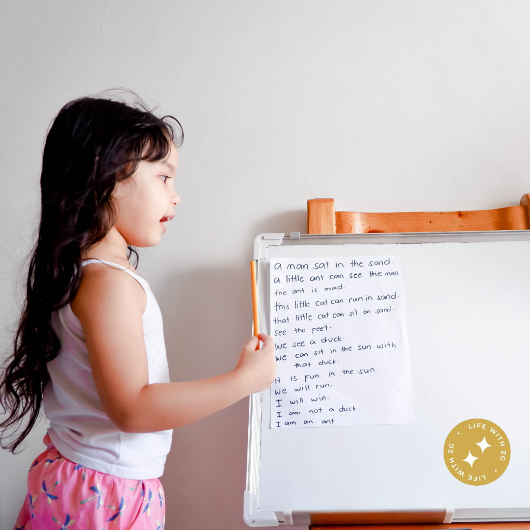 Did you teach your child to write before reading? We'll talk about 3 reasons why is it important to teach writing before reading on the blog.