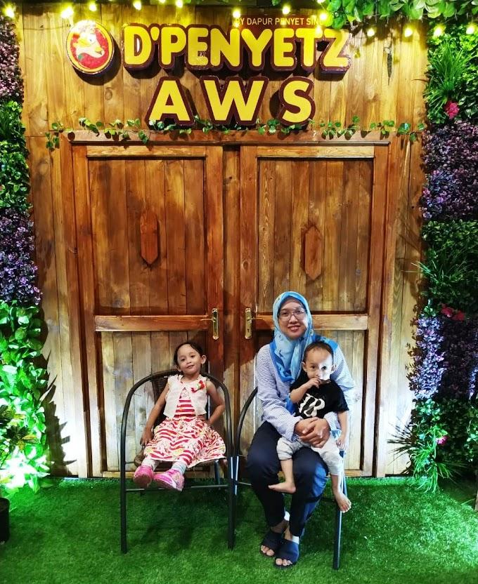 Tempat Makan (Enak) di Samarinda #4* Rumah Makan D'Penyetz dan  D'Cendol, Samarinda, Kalimantan Timur