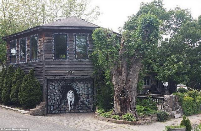 Μοναδική ομορφιά: Έφτιαχνε μία ζωή το σπίτι των ονείρων της και το αποτέλεσμα τη δικαίωσε! (Photos)