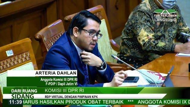 DPR ke KPK: Tolong Usut, Ruangguru di Kartu Prakerja itu Korupsi!