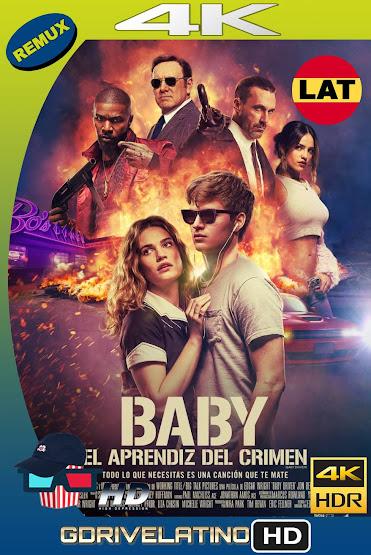 Baby: El Aprendiz del Crimen (2017) BDRemux 4K HDR Latino-Ingles MKV