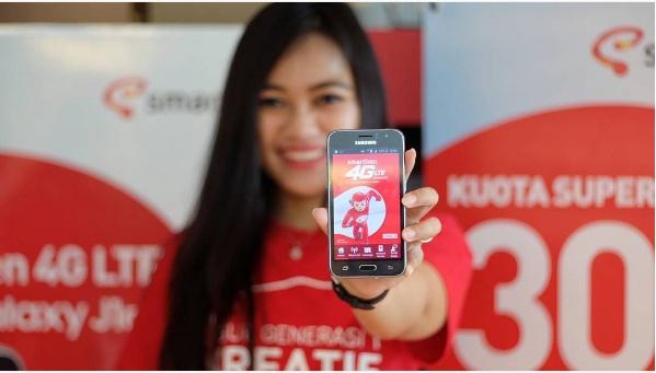 Smartfren berikan Promo Bundling Samsung