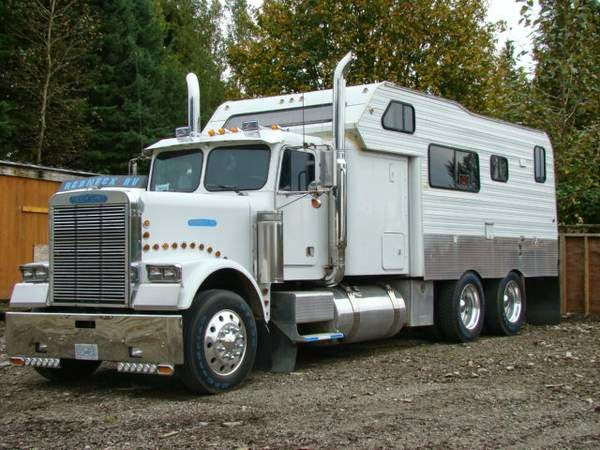 Used Rvs 1988 Freightliner Motorhome For Sale For Sale By