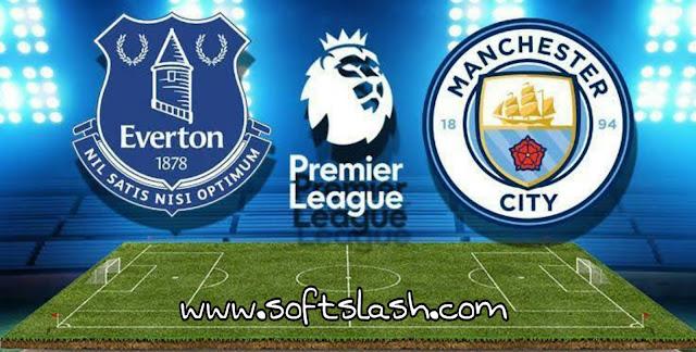 شاهد مباراة Manchester city vs Everton live بمختلف الجودات