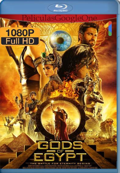 Dioses de Egipto [2016] [1080p BRrip] [Latino-Inglés] – StationTv