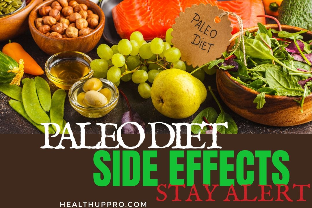 side effects of a paleo diet