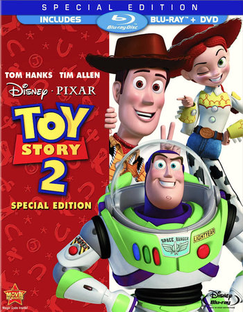 Toy Story 2 (1999) Dual Audio Hindi 720p BluRay