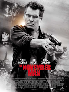 The November Man 2014 Dual Audio in 720p BluRay