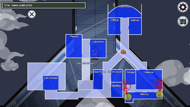 Reactor(原子炉)のタスクマップ説明画像