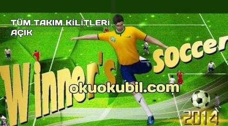 Winner Soccer Evolution v1.7.8 Tüm Takım Kilitler Açık Hileli Mod Apk İndir 2020