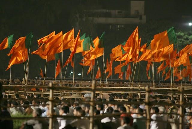 Sivsena- congresh se likhit ashvasan chahti he