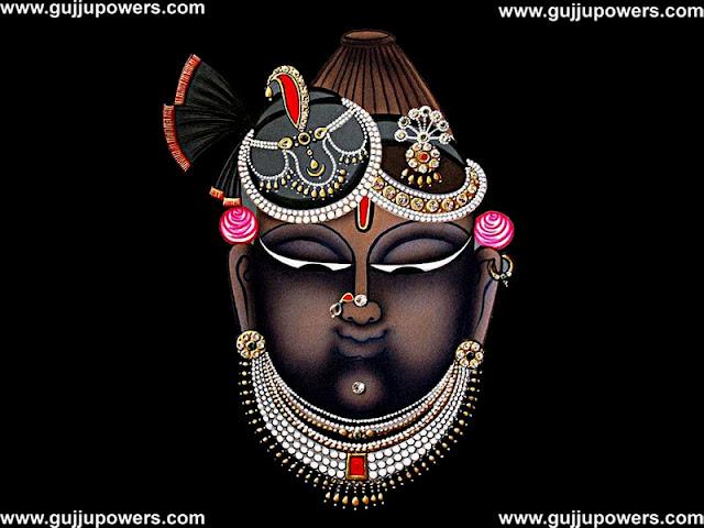 shreenathji art