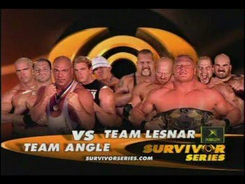 The Biggest Underdog Team In Survivor Series History
