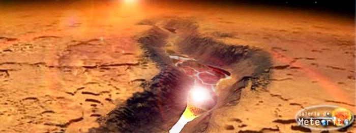 Mais água é descoberta em Marte - novas reservas estão no polo sul do Planeta Vermelho - Capa
