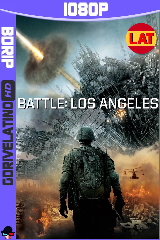 Invasión del Mundo: Batalla Los Ángeles (2011) BDRip 1080p Latino-Ingles MKV