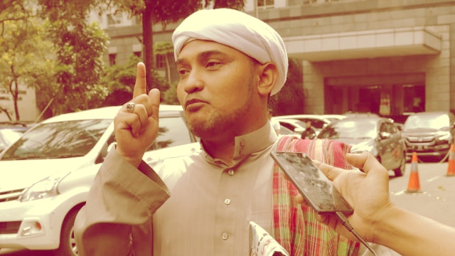 Sebut Nama Ade Armando hingga Abu Janda, Novel Bamukmin: Bisa saja Dieksekusi di Jalanan