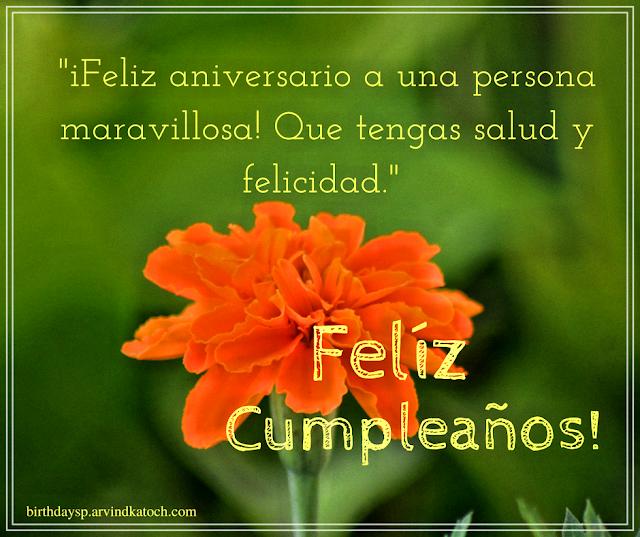 iFeliz, aniversario, persona, maravillosa, Tarjetas, cumpleaños,