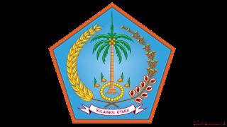 lambang logo provinsi sulawesi utara png transparan - kanalmu