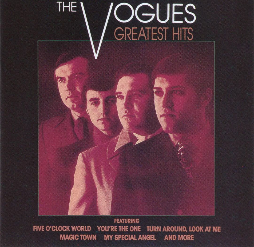 All we need is pop the vogues the vogues 39 greatest hits for 1988 hit songs