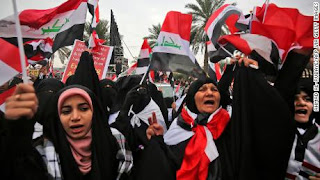 Iraq's protesters