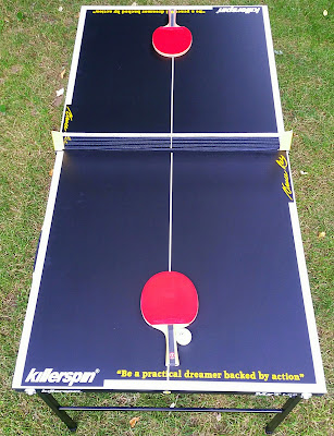Killerspin Table Tennis Will Get Your Family Up And Moving! #UnPlugNPlay