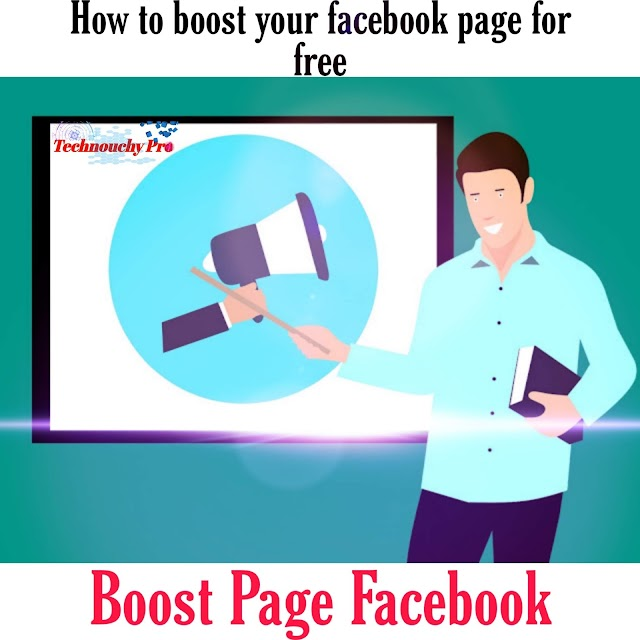 How to boost your facebook page for free New Tips For You Join