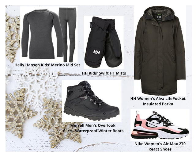 sport chek winter outdoor