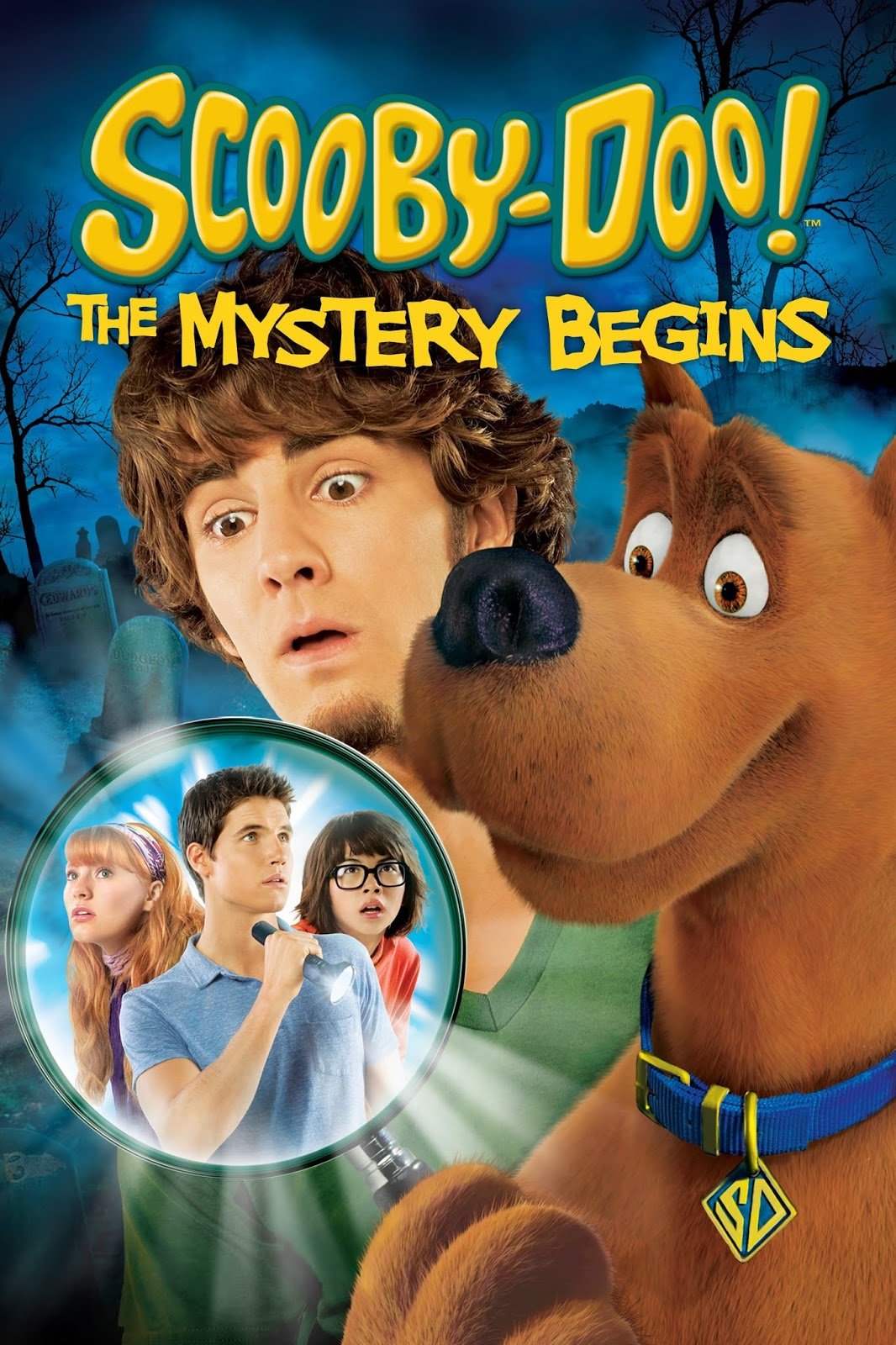 Scooby Doo! The Mystery Begins [2009] [DVDR] [NTSC] [Latino]