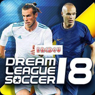 Download APK Mod Game Dream League Soccer 2018