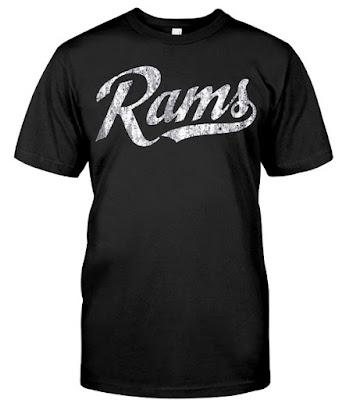 Rams Mascot T Shirts Hoodie RamsMascot Sweatshirt Sweater Tank Tops